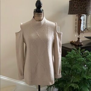 Peck and peck cashmere sweater